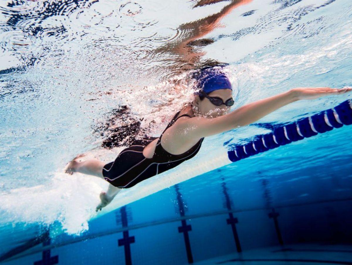 Entraînements types pour les débutants en natation